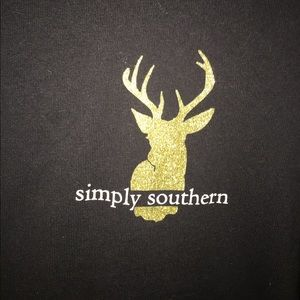 Simply Southern Long Sleeve Crop